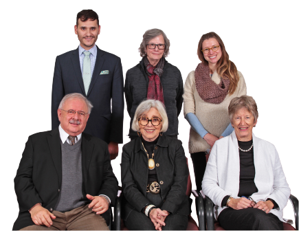 Board of Trustees portrait