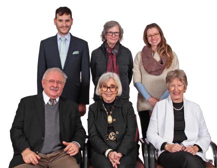Board of Trustees portrait