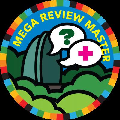 Mega Review Master