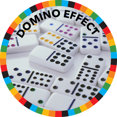 Domino Effect image