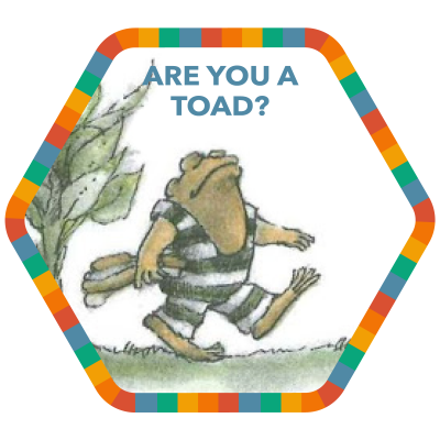 Are You A TOAD?