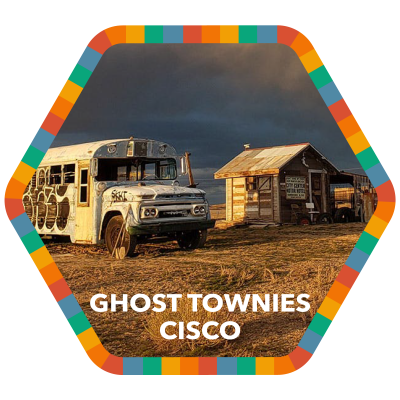 Ghost Townies: Cisco