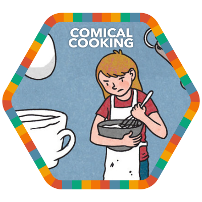 Comical Cooking