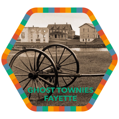 Ghost Townies: Fayette image