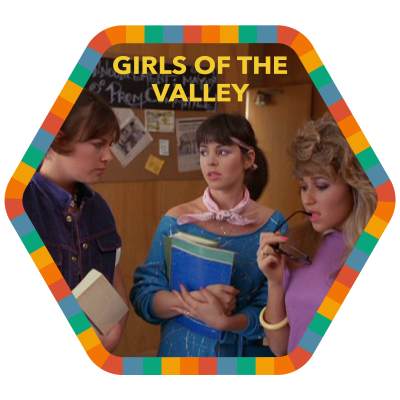 Girls of the Valley badge image