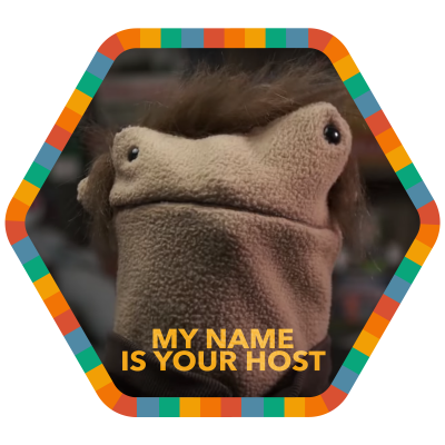 My Name is Your Host