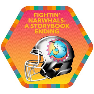 Fightin' Narwhals: A Storybook Ending