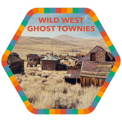 Wild West Ghost Townies