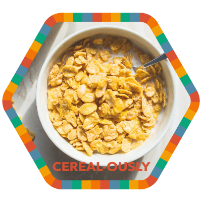 Cereal-ously