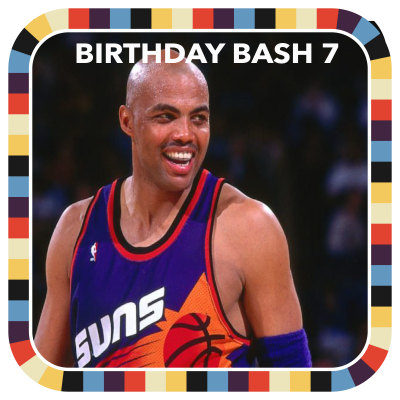 Birthday Bash #7