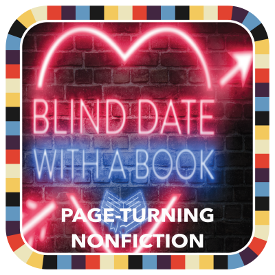 Blind Date with a Book: Page-Turning Non-fiction badge image