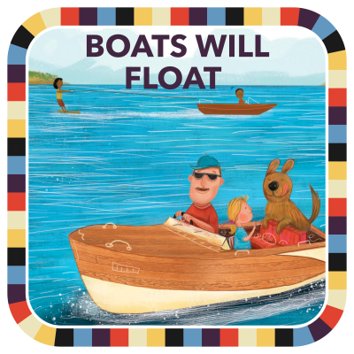 Boats will Float badge image