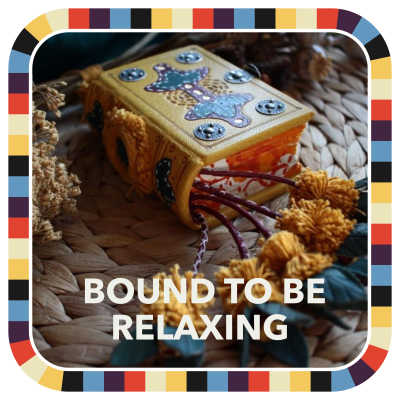 Bound to be Relaxing badge image