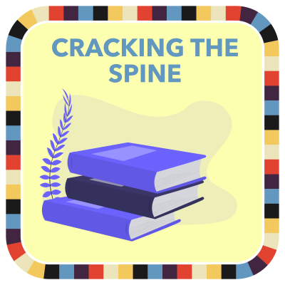 Cracking The Spine badge image