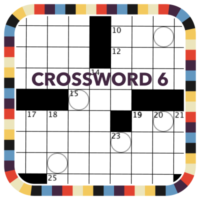 Crossword 6