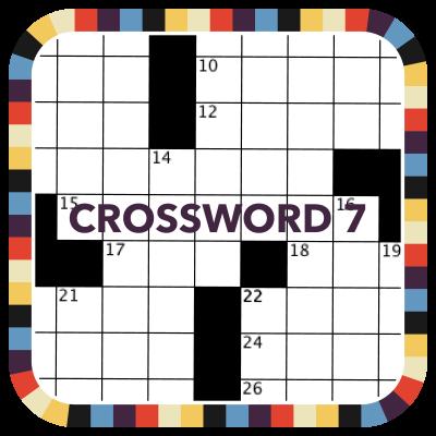 Crossword 7
