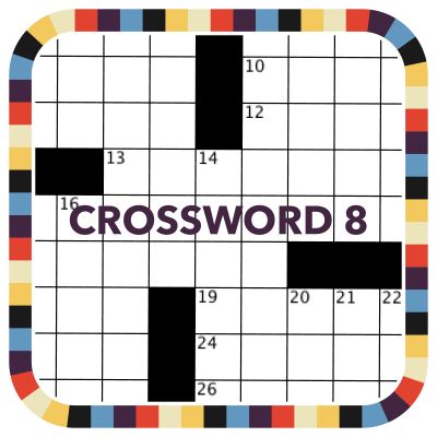 Crossword 8
