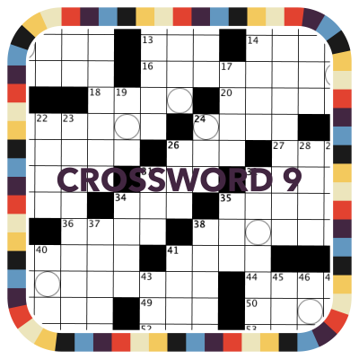 Crossword 9