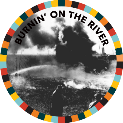 Burnin' on the River image