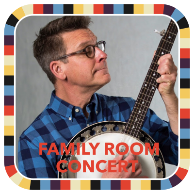 Family Room Concert badge image