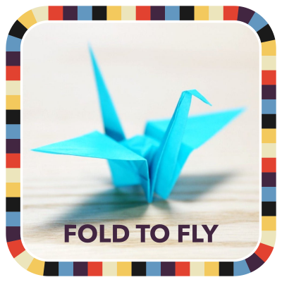Fold to Fly badge image