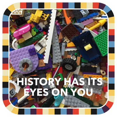 History Has Its Eyes On You badge image