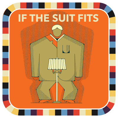 If the Suit Fits badge image