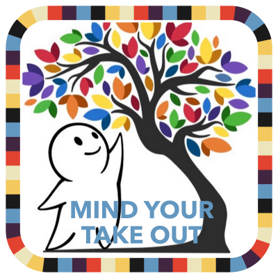Mind Your Take Out badge image