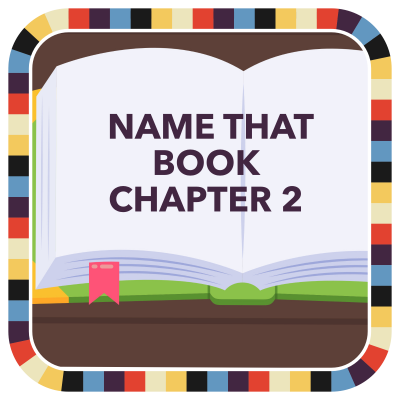 Name That Book: Chapter 2 badge image