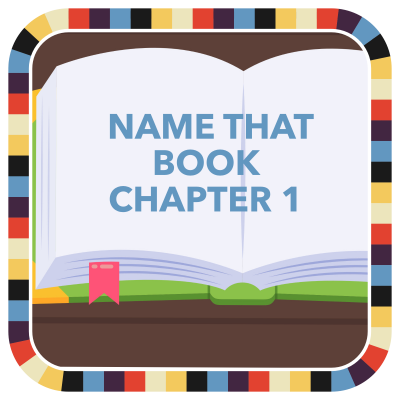 Name That Book: Chapter 1 badge image