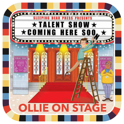 Ollie On Stage badge image
