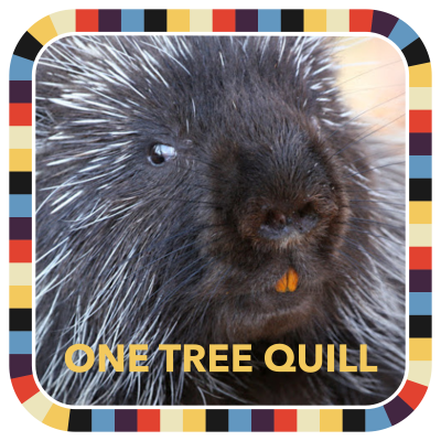 One Tree Quill badge image