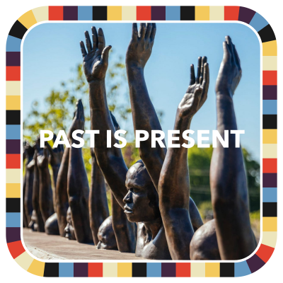 Past is Present badge image
