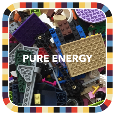 PURE ENERGY badge image