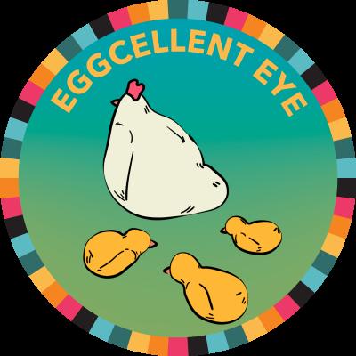 Eggcellent Eye
