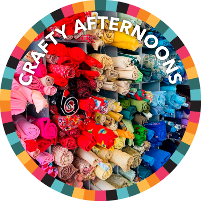 Crafty Afternoons with SCRAP Creative Reuse