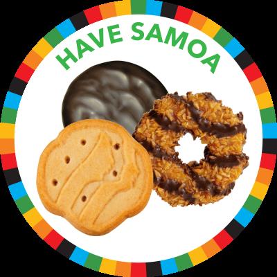 Have Samoa!