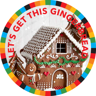 Let's Get This Gingerbread