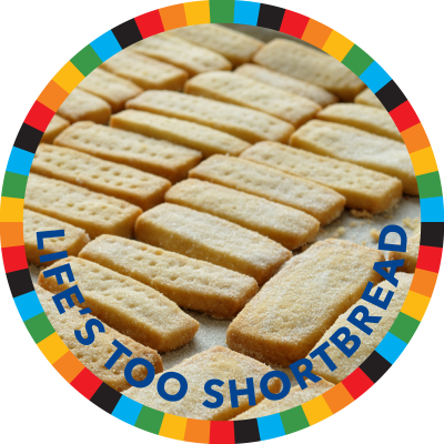 Life's Too Shortbread image