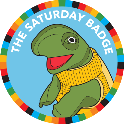 The Saturday Badge image