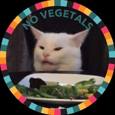 No Vegetals