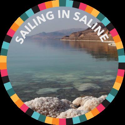 Sailing in Saline