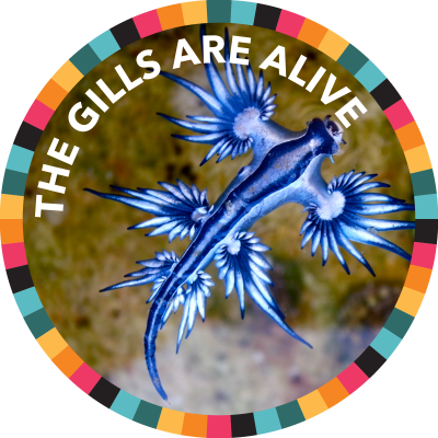 The Gills Are Alive