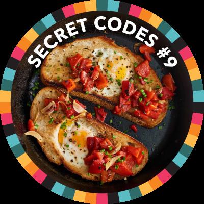Secret Codes #9