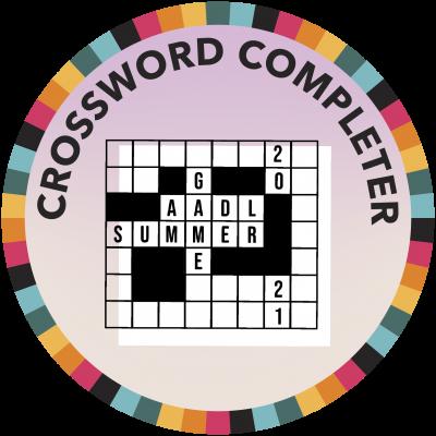 Crossword Completer