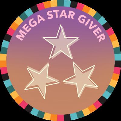Mega Star Giver