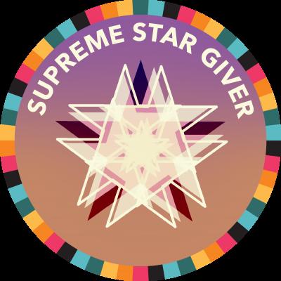 Supreme Star Giver