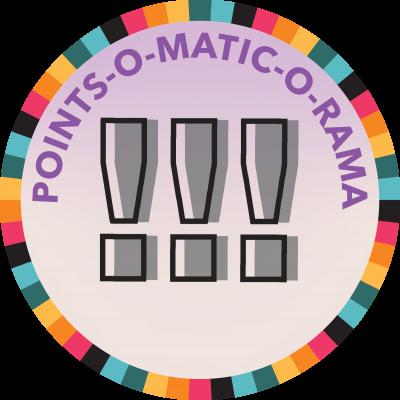 Points-o-Matic-o-Rama