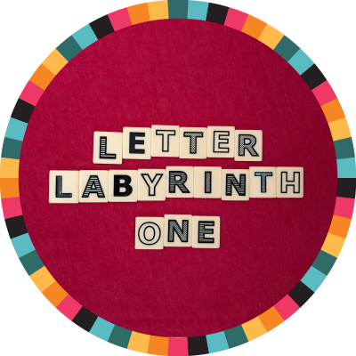 Letter Labyrinth One