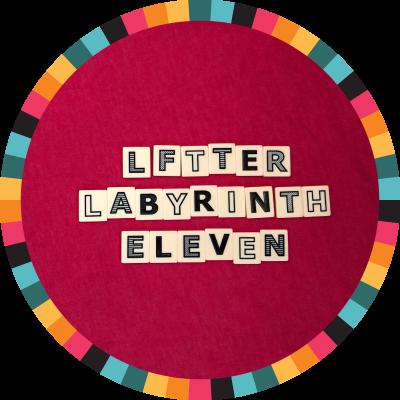 Letter Labyrinth Eleven